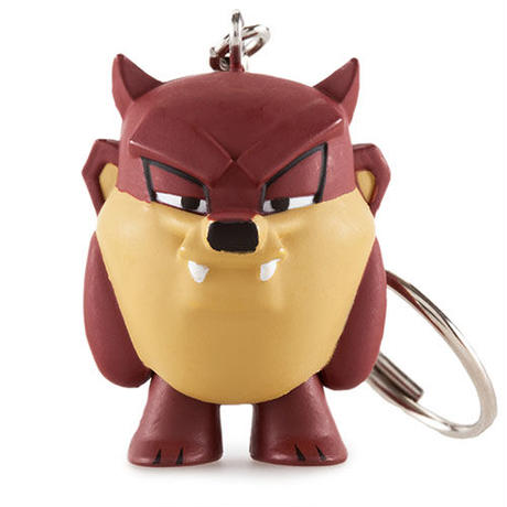 """Taz from Looney Tunes 1.5"""" Keychain Series"""
