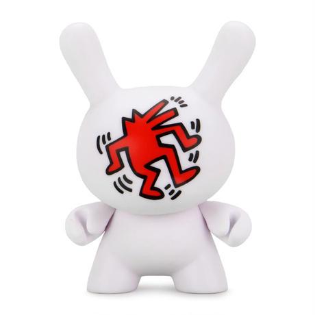 Keith Haring Dunny Mini Series