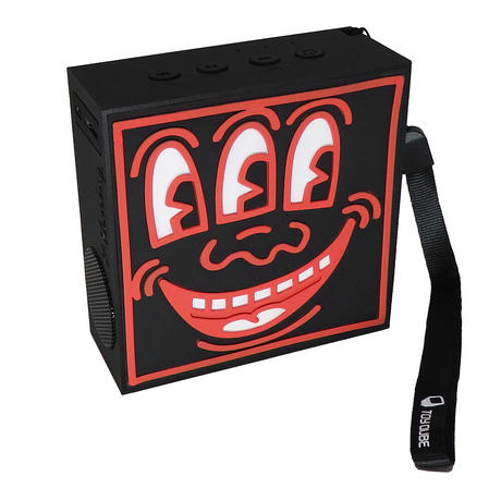 Keith Haring Sound Qube / Black