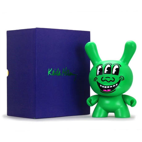 """8"""" Keith Haring Masterpiece Dunny - Three Eyed Monster"""