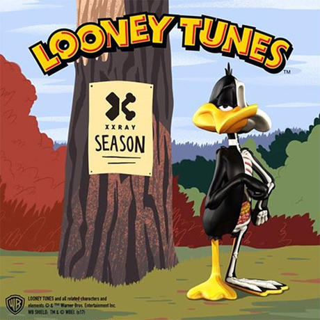 4-inch Looney Tunes Wave 2 by Jason Freeny