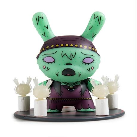 Scared Silly Dunny Series by Jenn & Tony BOT  (a case with 24 pieces)