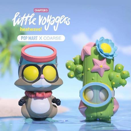 Little Voyagers Heatwave Mini Series by Coarse