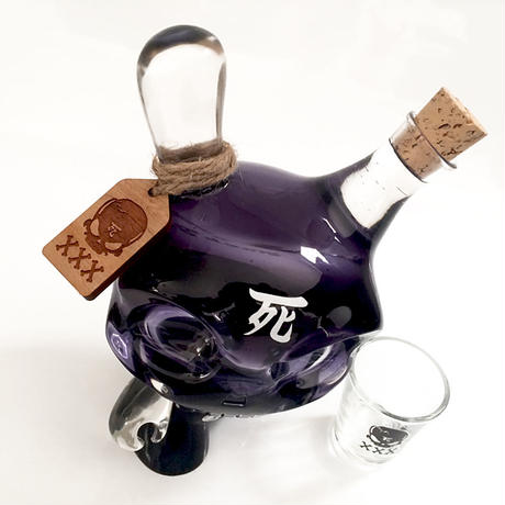 """The Last Drop 8"""" Dunny by Sket-One & Huck Gee (2014)"""