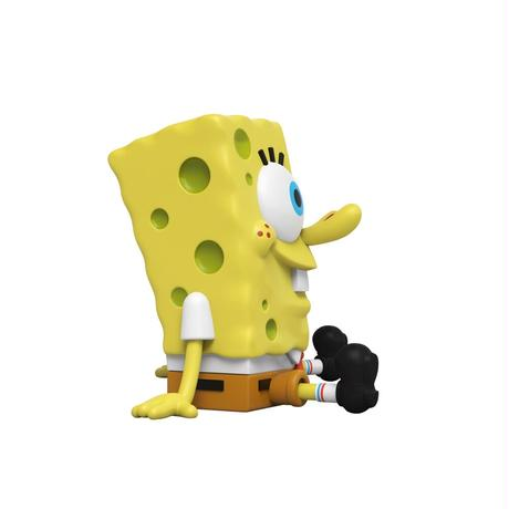 XXPOSED Spongebob Squarepants by Jason Freeny