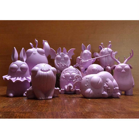Thimblestump Hollow Carnival Purple DIY edition  (a case with 12 pieces)