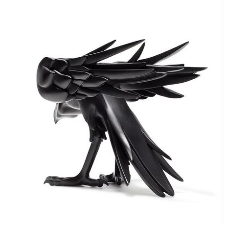 Ravenous Art Figure by Colus