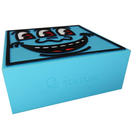 Keith Haring Sound Qube / Blue