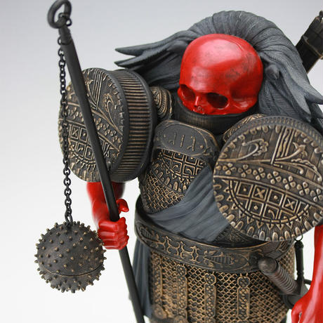 GOG Vinyl Figure Special Red Edition by Rob Jones