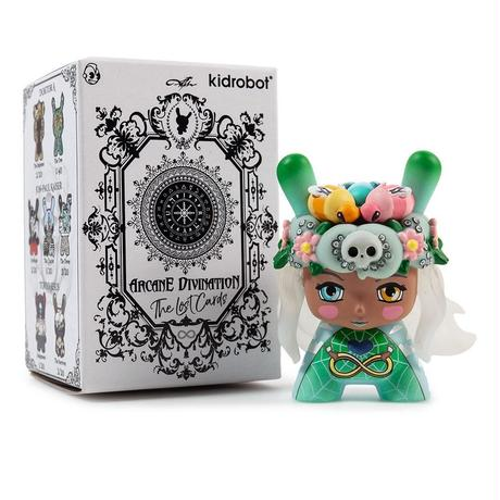 Arcane Divination Dunny Series 2: The Lost Cards