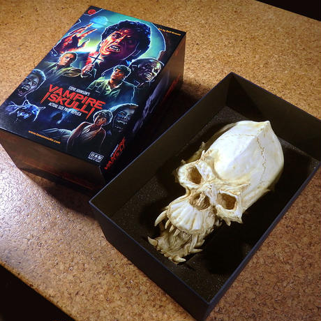 "Vampire Skull  from ""Fright Night"" by Steve Johnson"