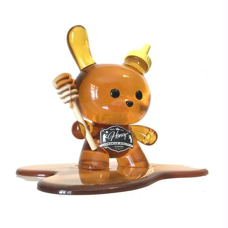 "Full Honey 8"" Custom Dunny by Sket-One (2018)"