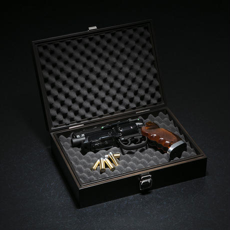 Japanese cypress case for Tomenosuke Blaster ver.2