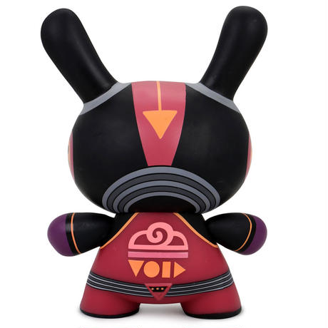 """Void Mecha Half Ray 5"""" Dunny by Dirty Robot"""