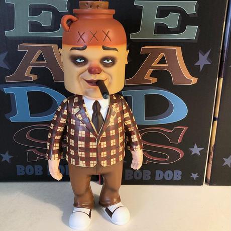 "Head Men ""Jug Head"" by Bob Dob"
