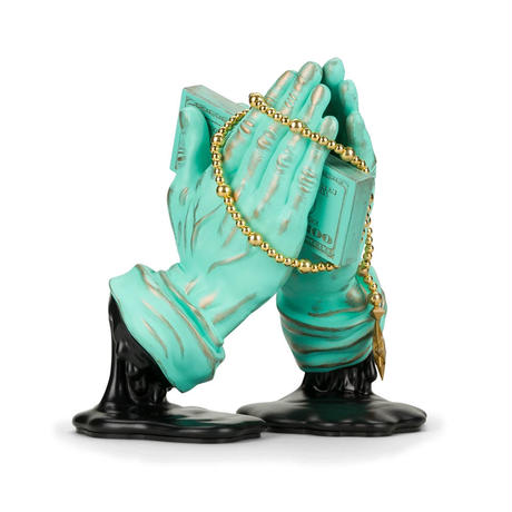 Let Us Prey Art Figure by Frank Kozik