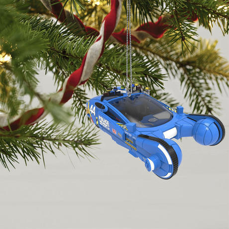 parallel import / Blade Runner Police Spinner Vehicle Ornament