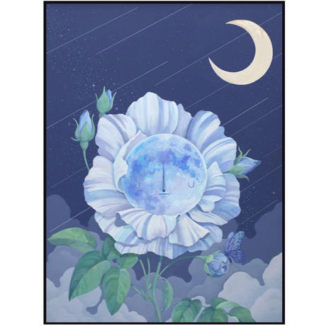 Moonflower by Yoskay Yamamoto