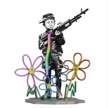 Banksy's Crayon Shooter