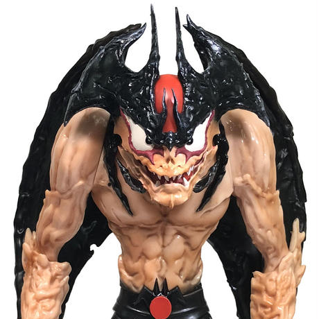 Devilman Flesh Ver. Tomenosuke Exclusive by  Mike Sutfin