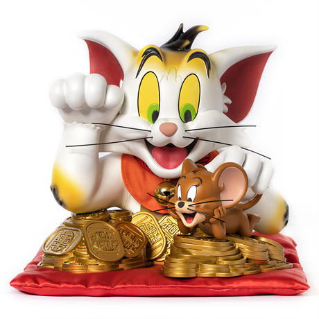 Tom and Jerry Bust - Maneki-Neko Ver.