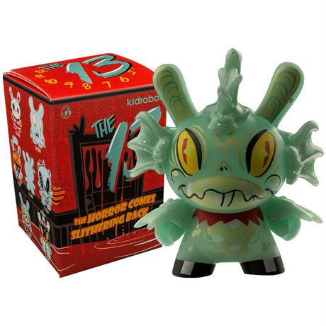 The 13: The Horror Comes Slithering Back Dunny Series