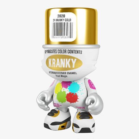 Gold SuperKranky by Sket One