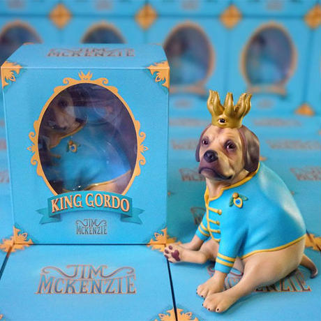 King Gordo OG by Jim McKenzie