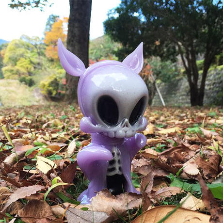 Violet Boo by Brandt Peters and Kathie Olivas