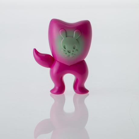 Tooth Guy from Junkonotomo HappyPink edition by Junko Mizuno