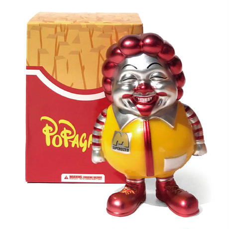 MC Supersized Mini Figure by Ron English (a case with 12 pieces)