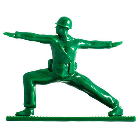 Yoga Joes 9 Figures Set