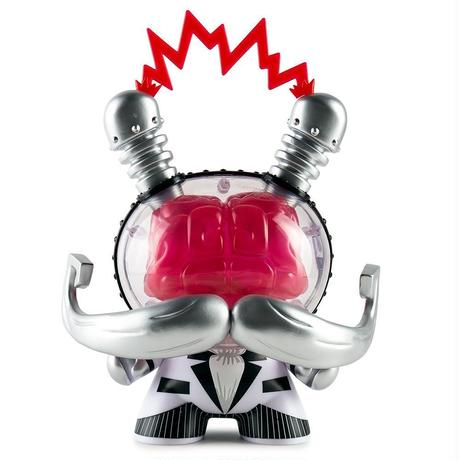 "parallel import / Cognition Enhancer Ritzy 8"" Dunny by Doktor A"