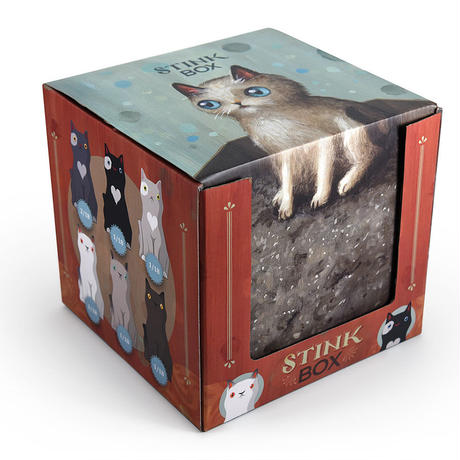 Stink Box by Jason Limon + Andrew Bell