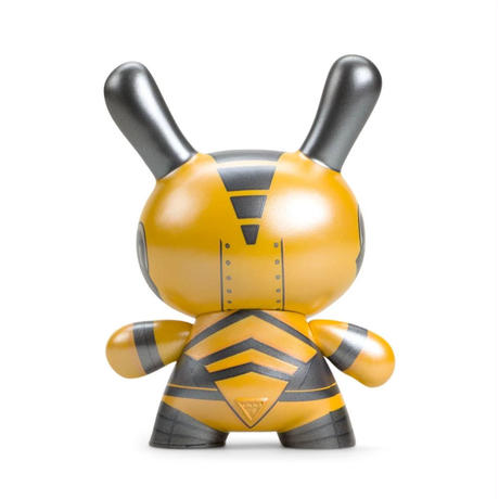 "Dairobo-B Mecha Half Ray 5"" Dunny by Dolly Oblong"