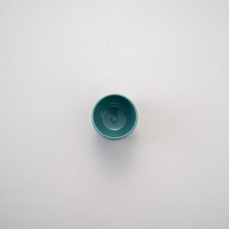 青磁コップ