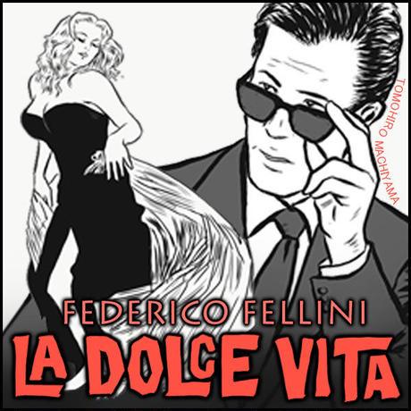 町山智浩の映画ムダ話135 フェデリコ・フェリーニ監督『甘い生活』(1960年)。ローマのゴシップ記者のパーティ・ライフ。なぜキリストのヘリ空輸で始まり、怪魚と美少女で終わるのか? なぜ7つの……。