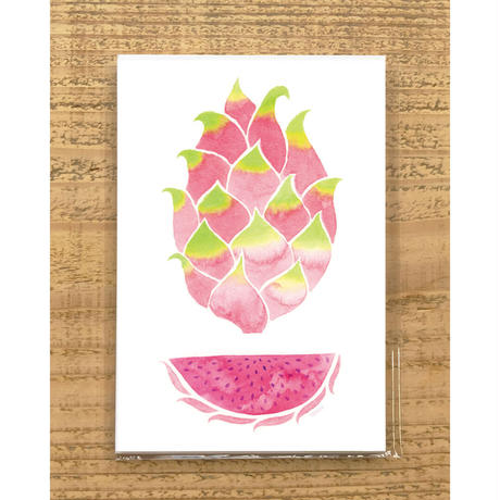 FRUITS CARD SET