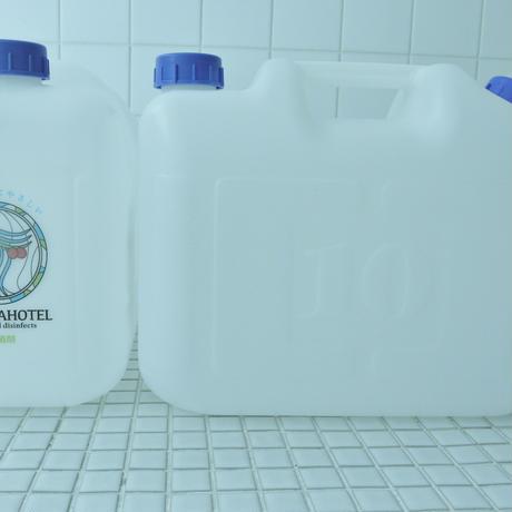 次亜塩素酸水10リットルタンク入り《安心の完全注文後製造》