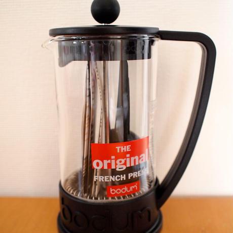 BODUM BRAZILフレンチプレスコーヒー0.35L ブラック
