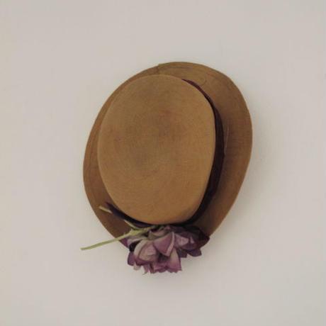 上品なフランスの麦わら帽子 ビンテージ size 54