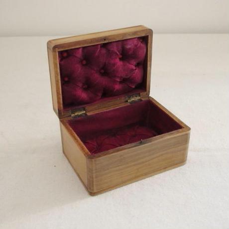 木製ジュエリーボックス フランス 20世紀