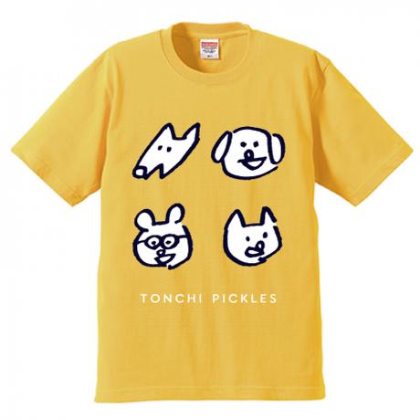 Tシャツ【よんひき】バナナ