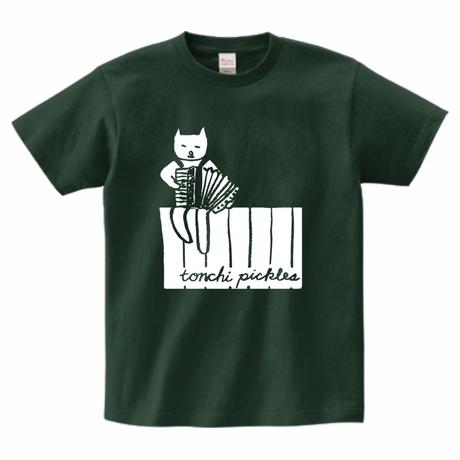 Tシャツ【アコーディオン】フォレスト