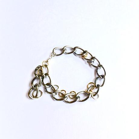combination chain  bracelet