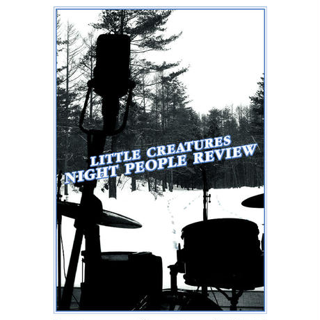 "【DVD】LITTLE CREATURES LIVE DVD ""NIGHT PEOPLE REVIEW"""