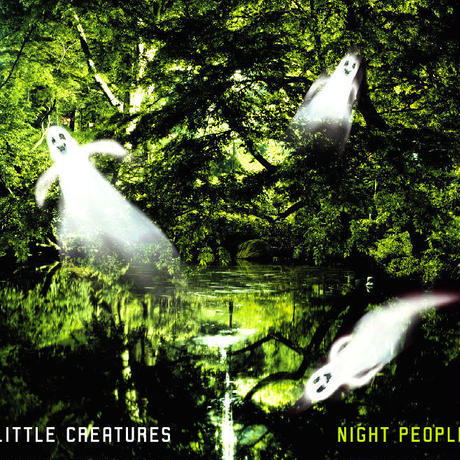 "【CD】LITTLE CREATURES ""NIGHT PEOPLE"""