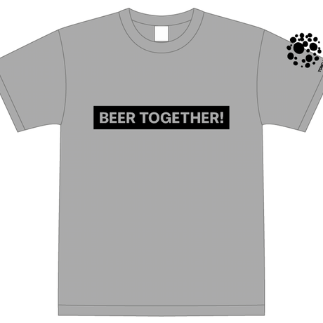 BEER TOGETHER!Tシャツ