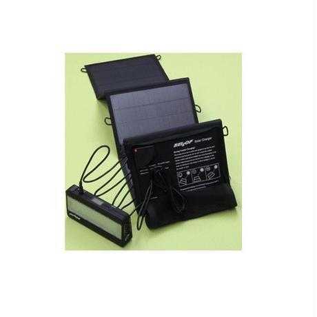 クイックバッテリーチャージャーaccessory ソーラー・チャージャー JSF007 3777