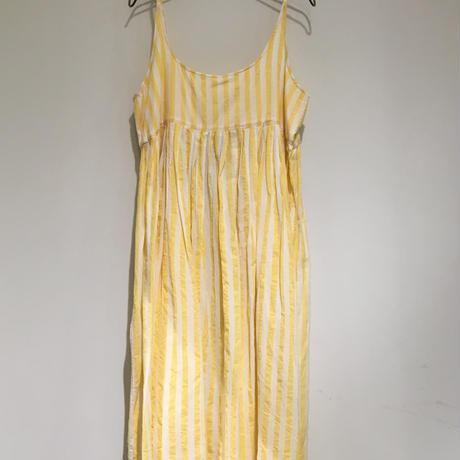 injiriコットンキャミドレス/38サイズ(M)